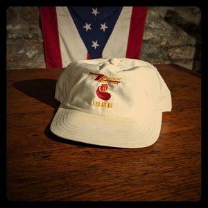 ZZ Top 1986 World Tour Snapback Hat Lagrange